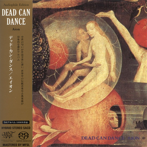 The Dead Can Dance Aion SACD