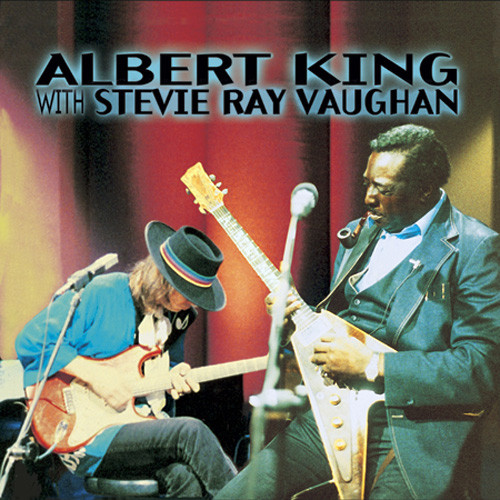 Albert King with Stevie Ray Vaughan In Session 200g 45rpm 2LP
