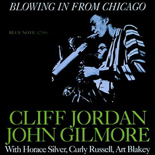 Cliff Jordan & John Gilmorre Blowing In From Chicago 180g 45rpm Mono 2LP