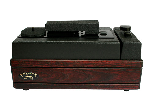Nitty Gritty Mini-Pro 2 Record Cleaner (Dark Cherry)