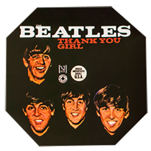 The Beatles Thank You Girl Import LP (Colored Vinyl)