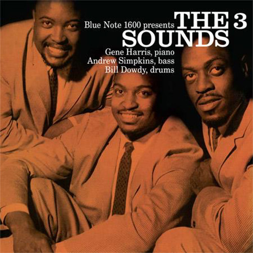 The 3 Sounds Introducing The 3 Sounds 180g 45rpm 2LP