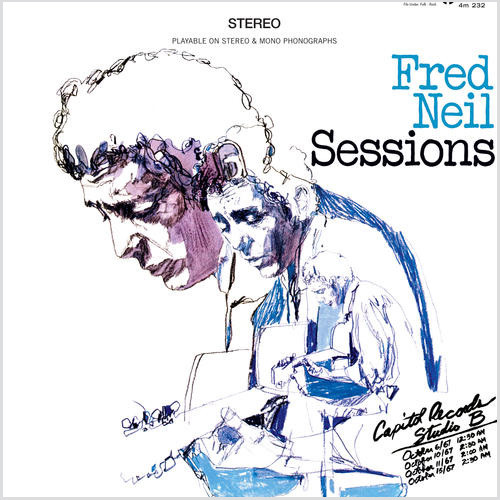 Fred Neil Sessions 180g LP