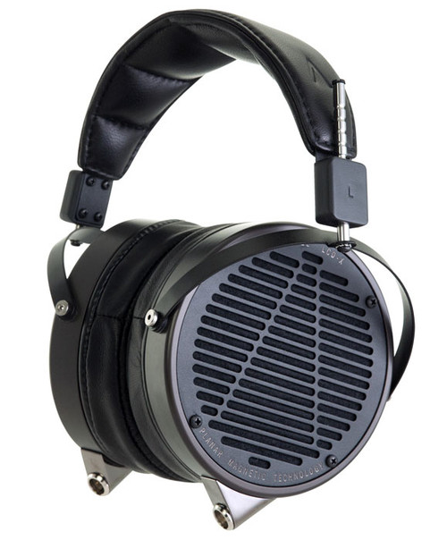 Audeze LCD-X Reference-Level Planar Magnetic Headphones (Black Metal, Lambskin, Ruggedized Travel Case)