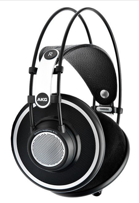 AKG Acoustics K702 Open-Back Premium Headphones