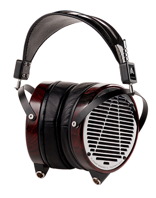 Audeze LCD-4 Reference Planar Magnetic Headphones (Lambskin, Ruggedized Travel Case)