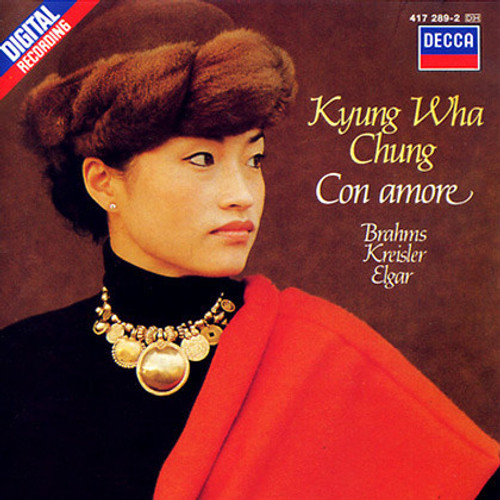 Kyung Wha Chung/Con Amore 180g Import LP