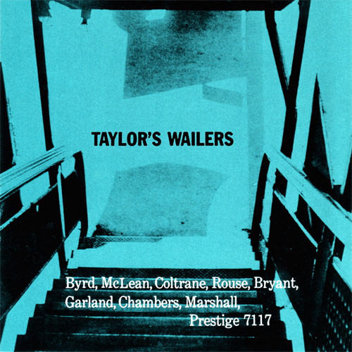 Art Taylor Taylor's Wailers Numbered Limited Edition 200g LP (Mono)