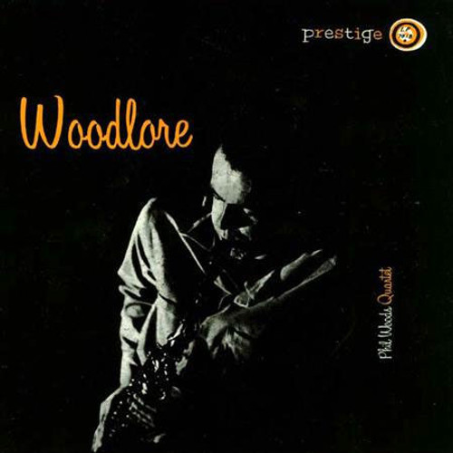 The Phil Woods Quartet Woodlore Numbered Limited Edition 200g LP (Mono)