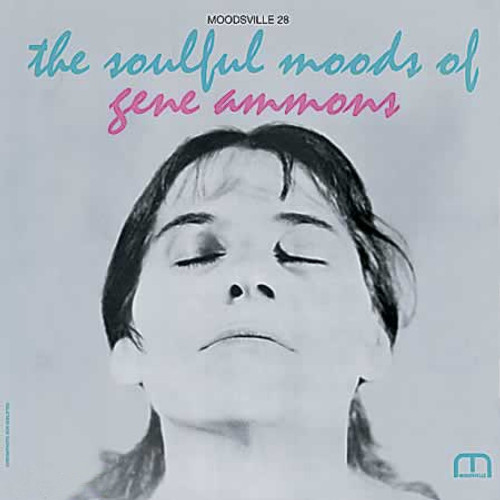 Gene Ammons The Soulful Moods of Gene Ammons Numbered Limited Edition 200g LP (Stereo)