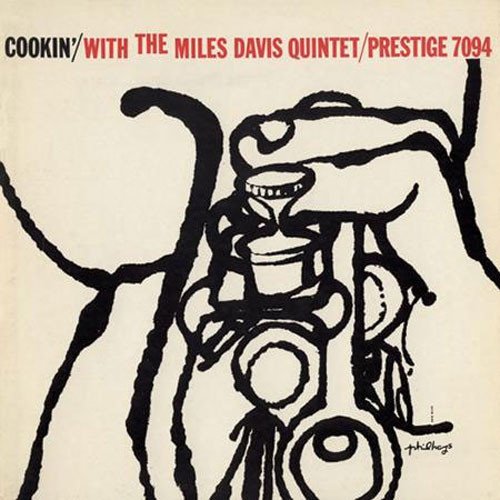 The Miles Davis Quintet Cookin' With The Miles Davis Quintet 200g LP (Mono)