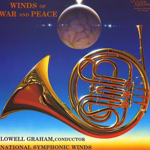 Lowell Graham Winds Of War And Peace 200g LP