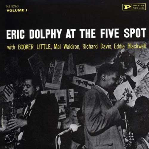 Eric Dolphy Eric Dolphy At the Five Spot Limited Edition 200g LP (Stereo)
