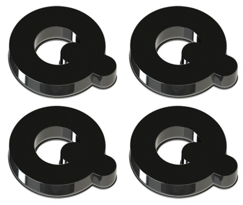 AudioQuest Q Feet SorboGel Damping & Isolation System (Set of 4)