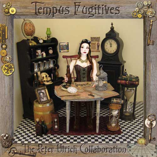 The Peter Ulrich Collaboration Tempus Fugitives CD