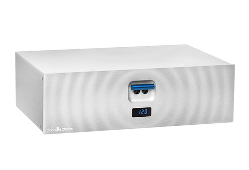 Audience Adept Response aR12-TS Teflon 12-Outlet Power Conditioner (Silver) 120V 15 Amp