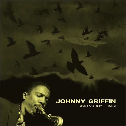 Johnny Griffin A Blowin' Session Numbered Limited Edition 180g 45rpm Mono 2LP