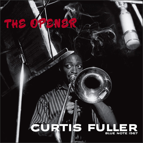 Curtis Fuller The Opener Numbered Limited Edition 180g 45rpm Mono 2LP