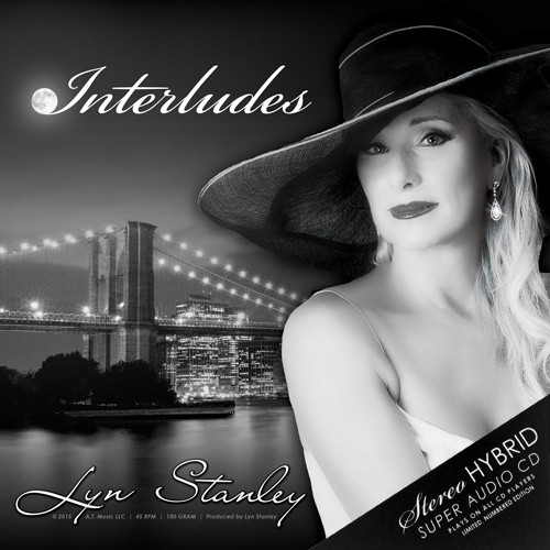 Lyn Stanley Interludes Numbered Limited Edition Hybrid Stereo SACD