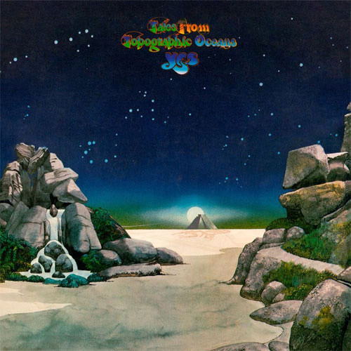 Yes Tales From Topographic Oceans 180g 2LP