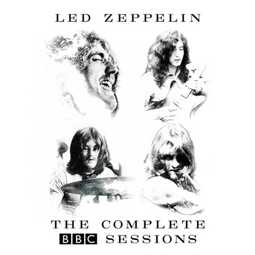 Led Zeppelin The Complete BBC Sessions Numbered Limited Edition 180g 5LP & 3CD Box Set