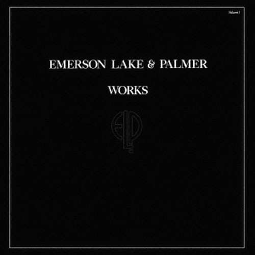 Emerson, Lake & Palmer Works Volume 1 2LP