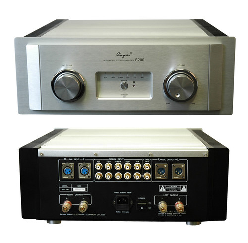 Cayin S-200 Solid State Integrated Amp