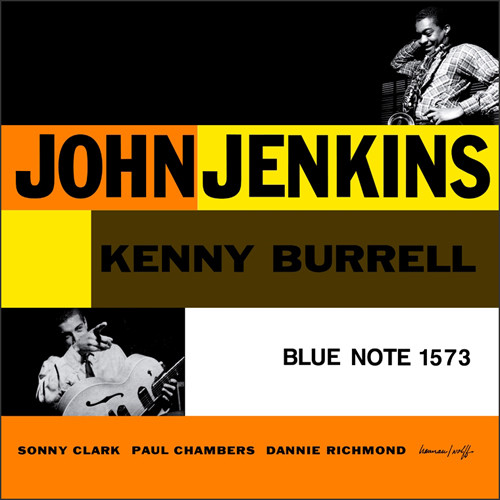 John Jenkins With Kenny Burrell Numbered Limited Edition 180g 45rpm Mono 2LP