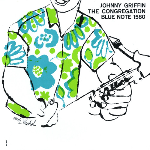 Johnny Griffin The Congregation Numbered Limited Edition 180g 45rpm 2LP