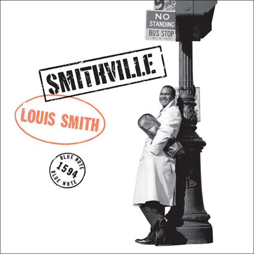 Louis Smith Smithville Numbered Limited Edition 180g 45rpm 2LP