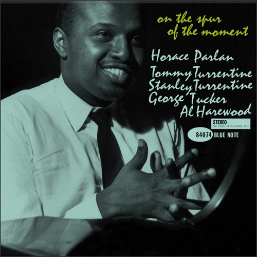 Horace Parlan On The Spur Of The Moment Numbered Limited Edition 180g 45rpm 2LP
