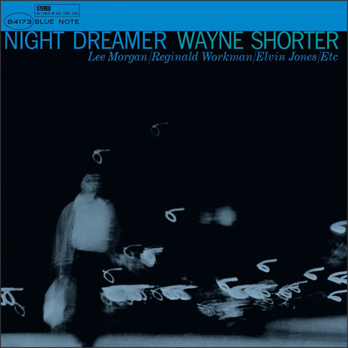 Wayne Shorter Night Dreamer Numbered Limited Edition 180g 45rpm 2LP