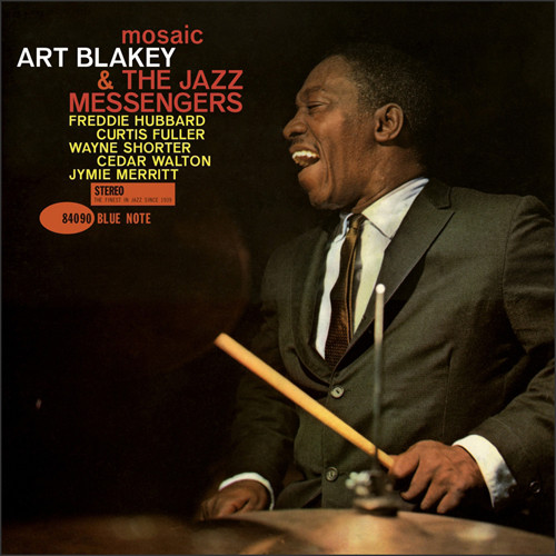 Art Blakey & The Jazz Messengers Mosaic Numbered Limited Edition 180g 45rpm 2LP