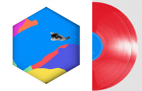 Beck Colors Deluxe Edition 180g 45rpm 2LP (Red Vinyl)