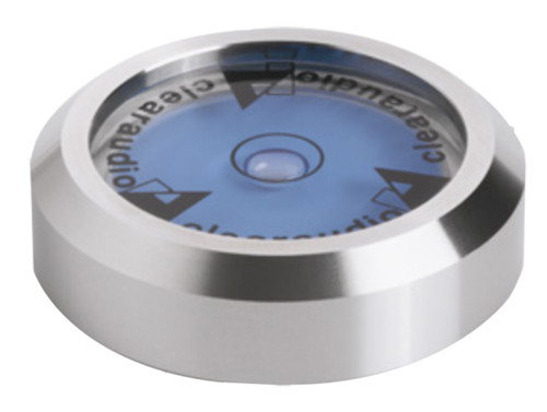 Clearaudio Precision Stainless Steel Bubble Level