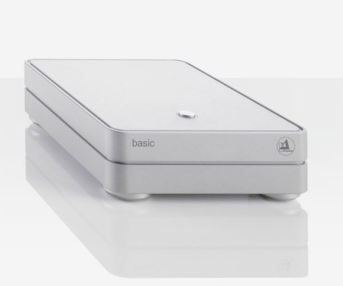 Clearaudio Basic V2 MM/MC Phono Stage (Silver)