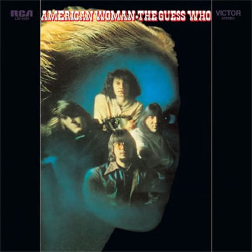 The Guess Who American Woman Numbered Limited Edition 180g LP