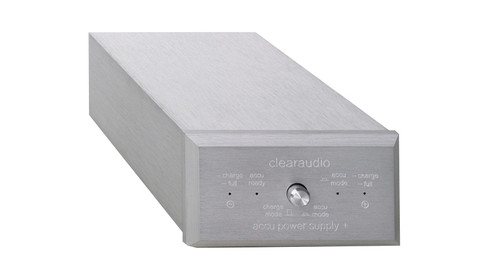 Clearaudio Accu Battery Power Supply For Basic Plus & Balance Plus