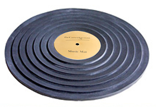 The Cartridge Man The Music Mat Record Mat