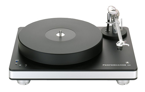 Clearaudio Performance DC Turntable With Clarify Tonearm