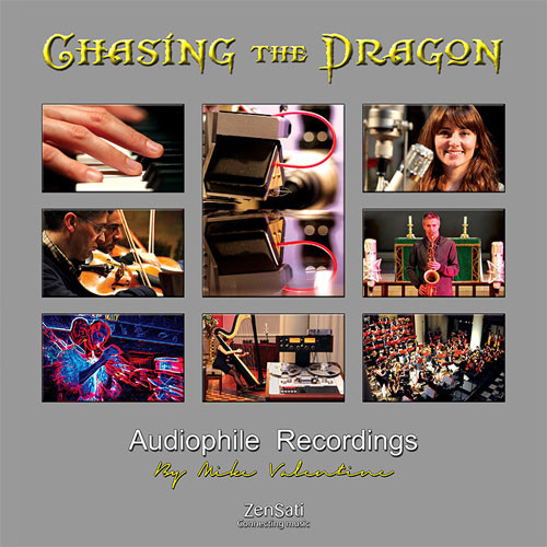 Chasing the Dragon Audiophile Recordings 180g Import Test LP