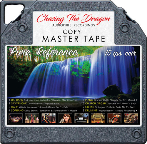 Chasing The Dragon Pure Reference Master Quality Reel To Reel Tape