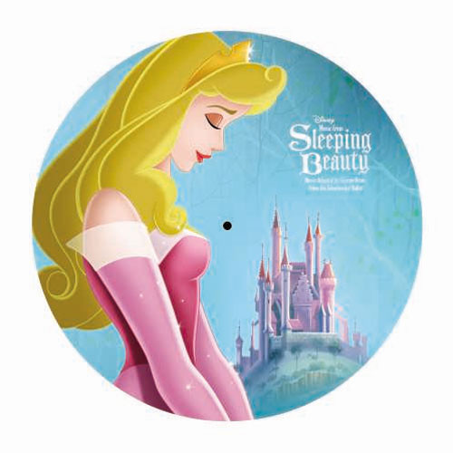 Music From Sleeping Beauty Soundtrack 180g LP (Picture Disc)