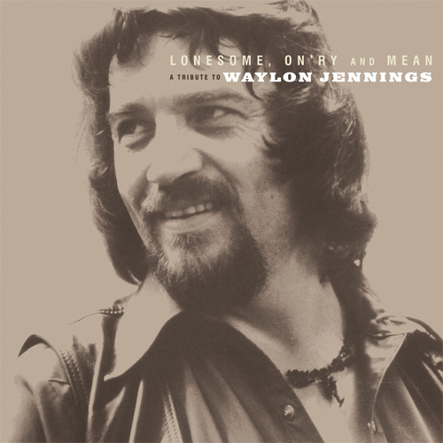 Lonesome, On'ry and Mean A Tribute to Waylon Jennings 2LP