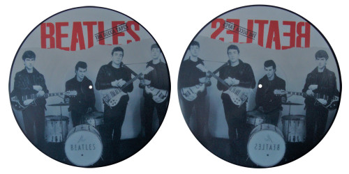 The Beatles The Decca Tapes 180g Import LP (Picture Disc)