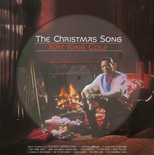 Nat King Cole The Christmas Song 180g LP (Picture Disc)