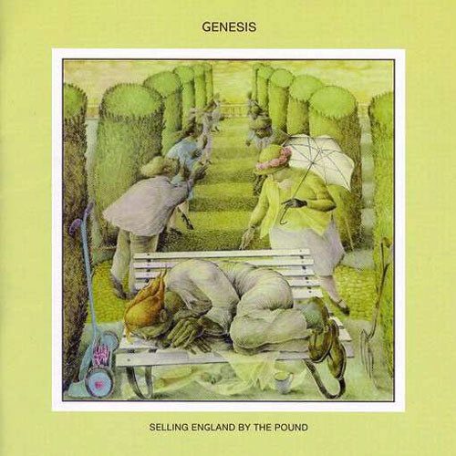 Genesis Selling England By The Pound 180g Import LP
