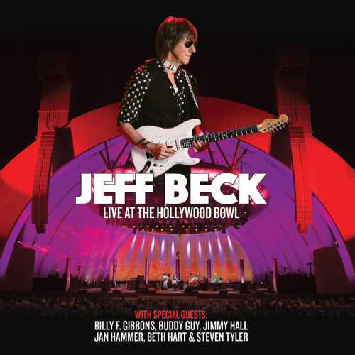 Jeff Beck Live At The Hollywood Bowl 2016 3LP & DVD