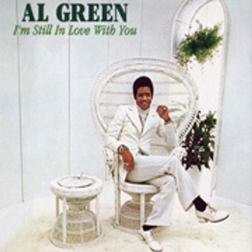 Al Green I'm Still In Love With You 180g LP