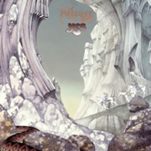 Yes Relayer 180g LP